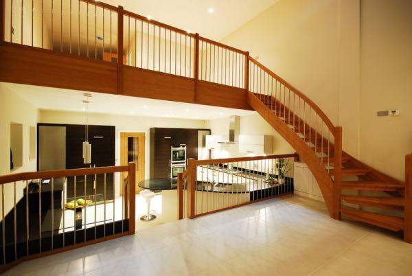 Bespoke Staircase - Chiswick