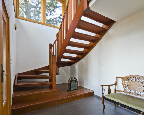 Simple-Wooden-Stairs-Design